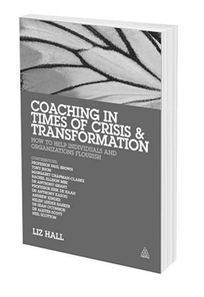 Coaching in Times of Crisis and Transformation book cover
